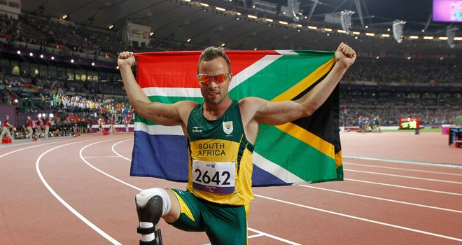 Oscar Pistorius: To be given an honorary degree