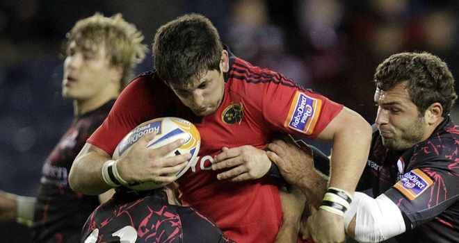 James Downey: Has been called into Ireland's training squad