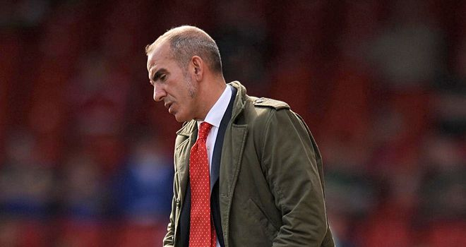 Paolo Di Canio: Swindon Town manager reveals ambition to coach England