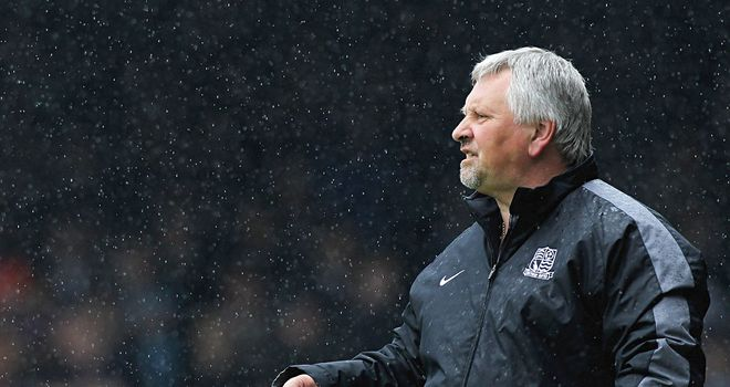 Paul Sturrock: Wants his charges to stay focused