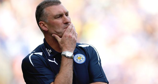 Nigel Pearson: Leicester were undone by a slow start at Leeds