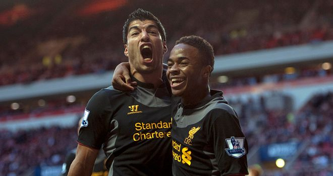 Suarez and Sterling: Liverpool will need this duo to produce something special, says Jamie