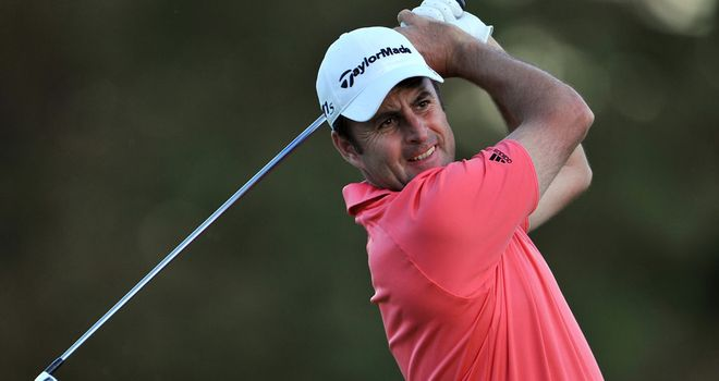 Richard Bland: down in 126th in the Race to Dubai