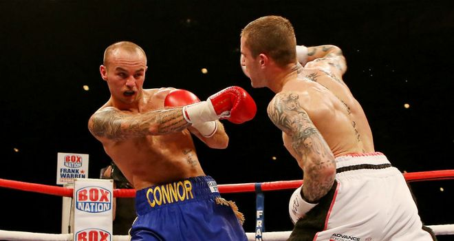 Kevin Mitchell: Beaten by Ricky Burns last year