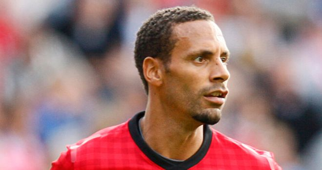 Rio Ferdinand: Defender is focused on playing well for Manchester United after talk of an England recall