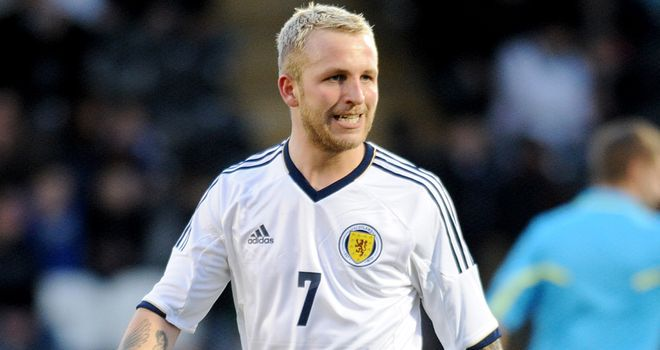 Russell: Scotland U21s taking on Austria