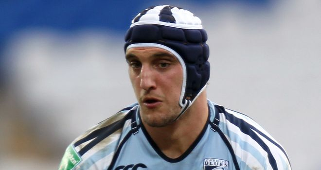 Sam Warburton: Dislocated a finger in the loss to Sale