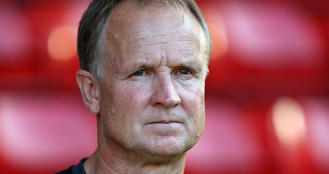 Sean O'Driscoll: Expects very difficult game