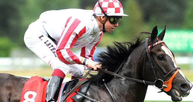 Sole Power: Showed an impressive turn of foot