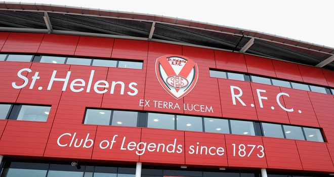 St Helens: Alex Walmsley has agreed a three-year contract with Saints