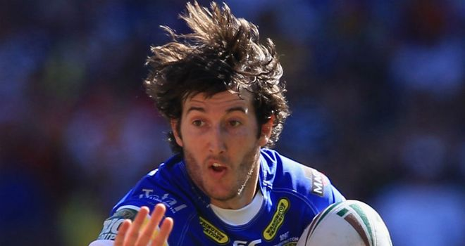 Stefan Ratchford: heading into his second season with the Wolves after joining from Salford