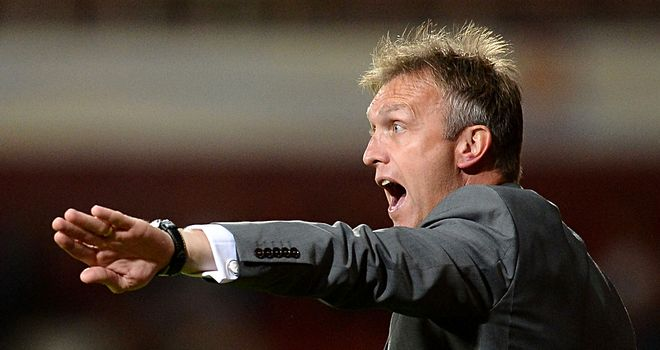 Steve Davis: Crewe Alexandra manager has offered goalkeeper Alan Martin a new deal