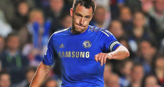 John Terry: Lord Triesman feels that punishment for Chelsea defender is light