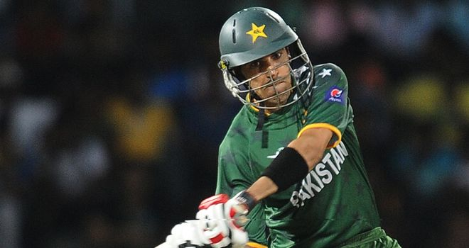Umar Gul: Match-winning innings for Pakistan