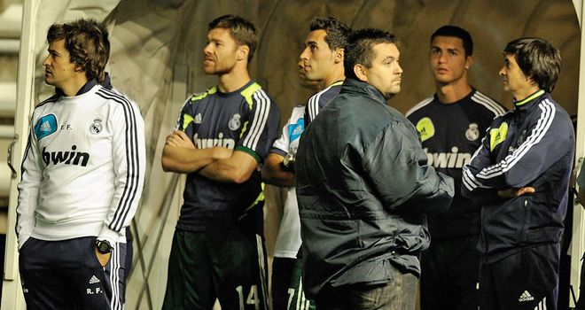 Real Madrid saw their game Rayo Vallecano postponed after the floodlights failed to work