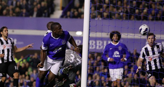 Victor Anichebe's disallowed goal will lead to fresh debate about goal-line technology