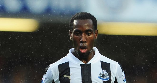 Vurnon Anita: Newcastle midfielder is happy to play at right-back against Everton if required