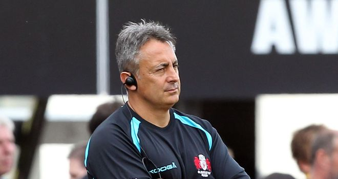 Nigel Davies: Continuing to impress at Gloucester