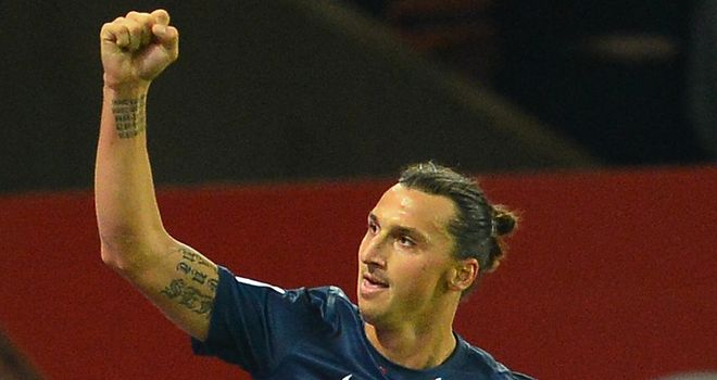 Zlatan Ibrahimovic: Believes PSG have sent a message to the rest of Europe