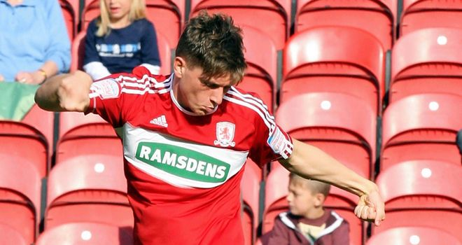 Adam Reach: Could be set for loan move away from Middlesbrough