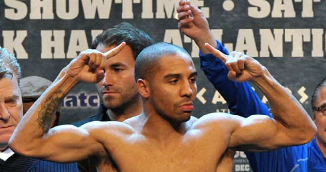 Andre Ward: Could be set for a mouth-watering clash with Kessler next year
