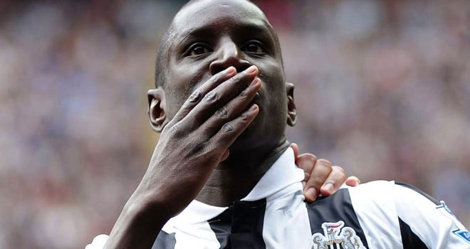 Demba Ba: Insists he will not boycott the Kick It Out racism campaign