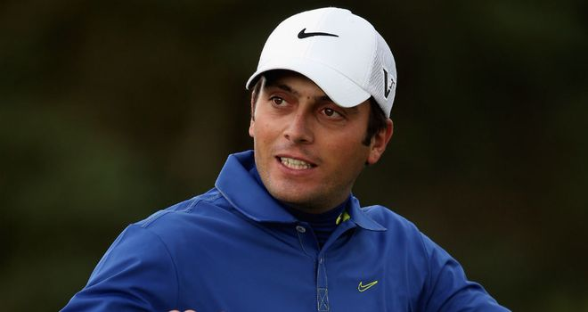 Francesco Molinari: Looking to sign off before the Ryder Cup with a win on home soil