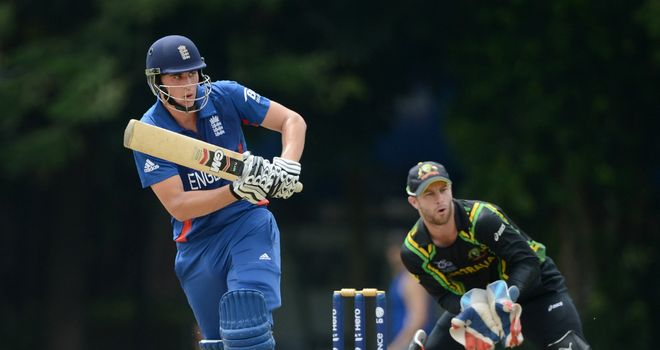 Alex Hales: England opener top scored with 52 against Australia