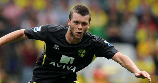 Jonny Howson: Has started 14 league games this season