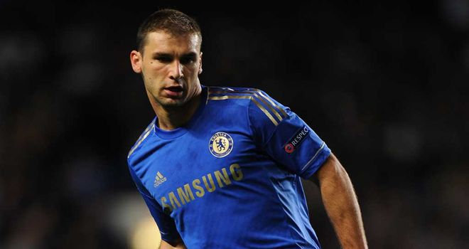 Branislav Ivanovic: Chelsea defender is looking forward to challenges on two fronts