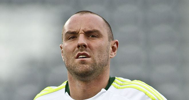 Kris Boyd: Arrived at Portland in January 2012