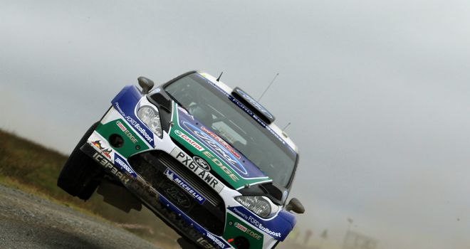 Jari-Matti Latvala: Ford driver hailed his team after victory at Wales Rally GB