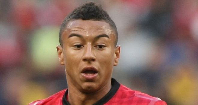 Jesse Lingard: Returned to Manchester United following loan at Leicester