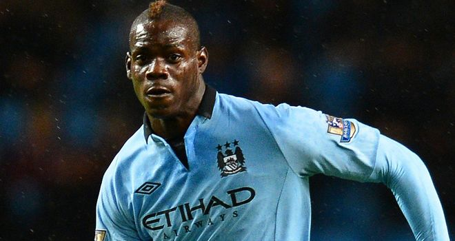 Mario Balotelli: Not a good role model at Manchester City, according to Brian Marwood