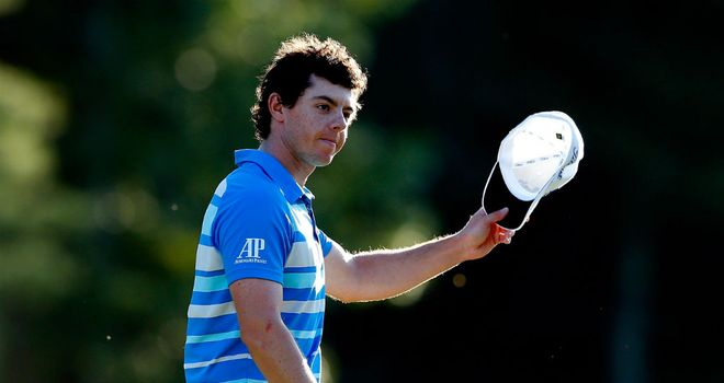 Rory McIlroy: Looking to chalk up his fourth PGA Tour victory of the season this week