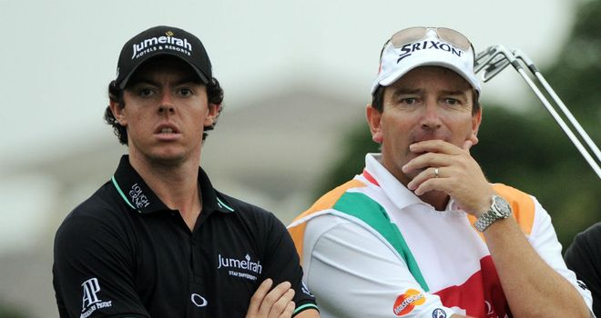 Rory McIlroy admits he may reconsider his position on who to represent at the 2016 Games in Rio