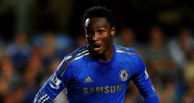 John Obi Mikel: Chelsea midfielder is happy with the club's start to the season