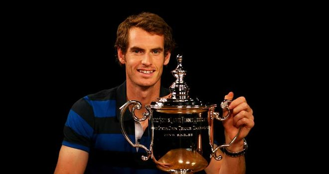 Andy Murray: won his first Grand Slam at Flushing Meadows in September