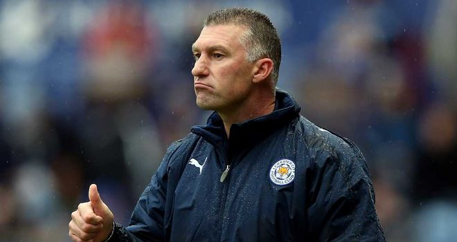 Nigel Pearson: Says Leicester deserved their 3-1 victory over Hull City