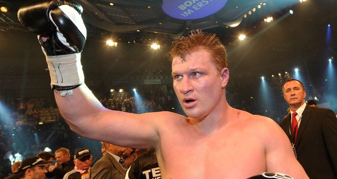 Alexander Povetkin: straightforward victory
