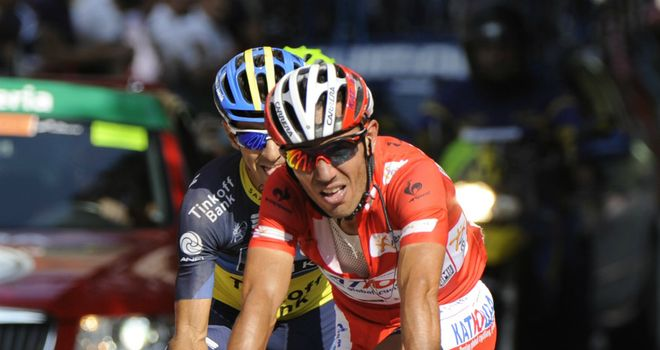 Joaquim Rodriguez: Katusha's snub for Paris-Nice and Dauphine wildcards is a body blow to the Spaniard