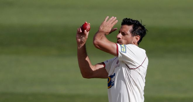 Sajid Mahmood: looking for a new county after being deemed surplus to requirements at Lancashire