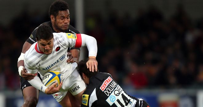 Brad Barritt: England must do better against Aussies