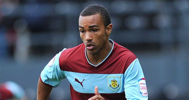 Junior Stanislas: Hit the winner for Burnley