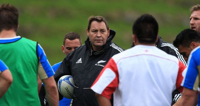 Steve Hansen: Remains at bedside of his seriously ill father