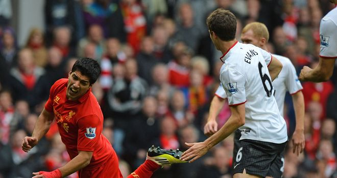 Luis Suarez: Liverpool striker has defended Premier League referees