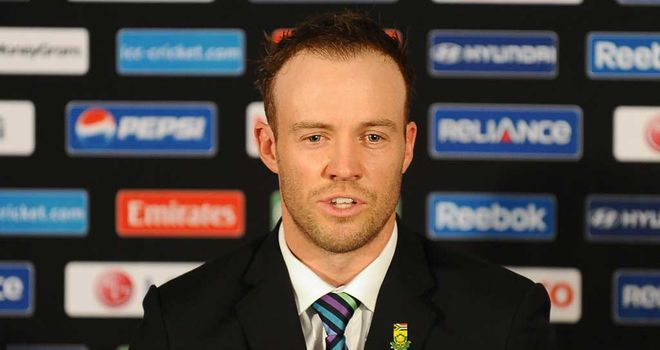 AB de Villiers: Focused on helping South Africa to victory in Sri Lanka