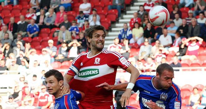 Jonathan Woodgate: Back at Middlesbrough and hoping to put regrets behind him