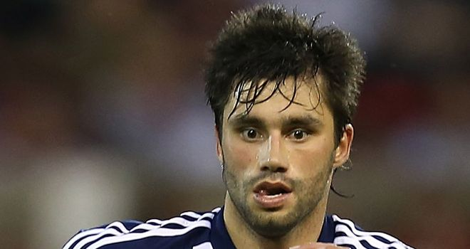 Claudio Yacob: Happy at West Brom and proud of the way he has played this season