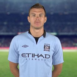 Edin Dzeko